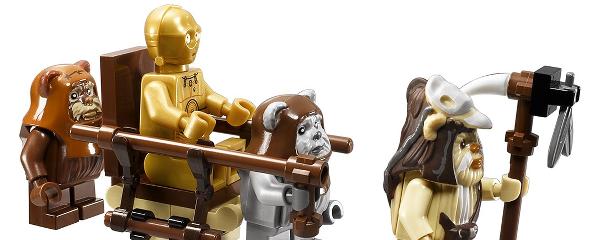 Post image for Star Wars LEGO C-3PO Mini Figure Versions