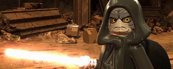 Post image for Explore the LEGO Emperor Palpatine Minifigure