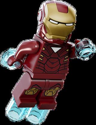 Post image for LEGO Iron Man Mini Figure Versions