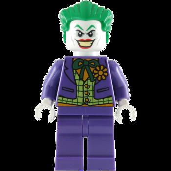 Post image for The Joker LEGO Minifigure Versions