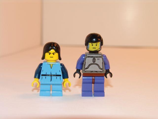 Post image for The Elusive Original LEGO Jango Fett Minfigure